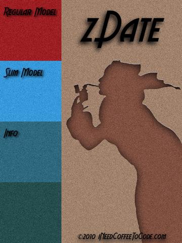 zDate – aplikasi iphone/ipad/ipod untuk penanggalan zippo