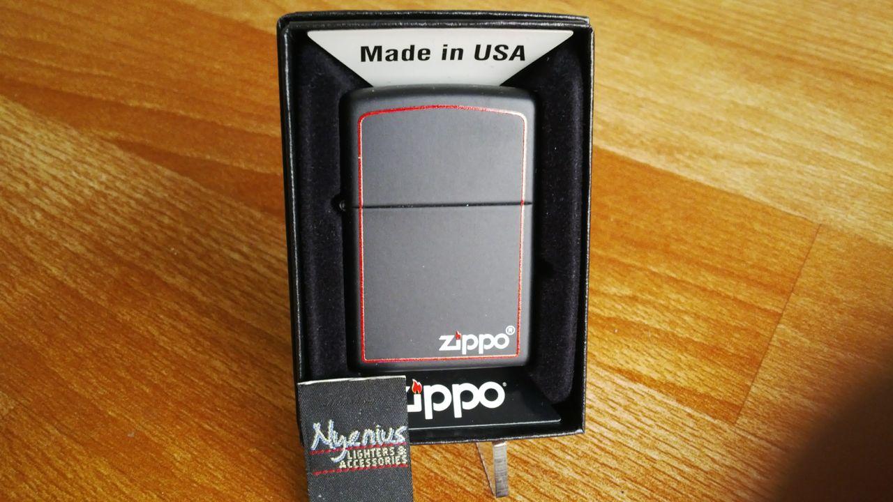 Zippo Matte Polos Toko Nyenius Black 218 Rp 290000 Add To Cart 218zb