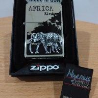 Zippo 2433 African Elephant