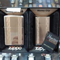 Zippo 24874 Vert Diamond Cut Set